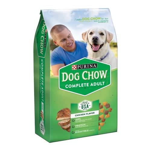 Purina Dog Chow Dry Dog Food, Adult Complete, 4.4-Pound bag, (Pack of 2) outlet