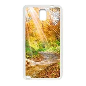 Sunshine beautiful nature scenery fashion phone case for samsung galaxy note3 wangjiang maoyi by lolosakes