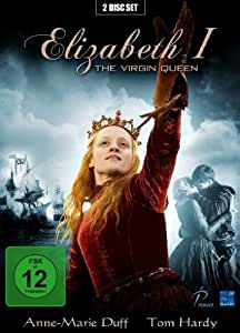 Elizabeth I - The Virgin Queen (2 DVDs) [Import allemand]