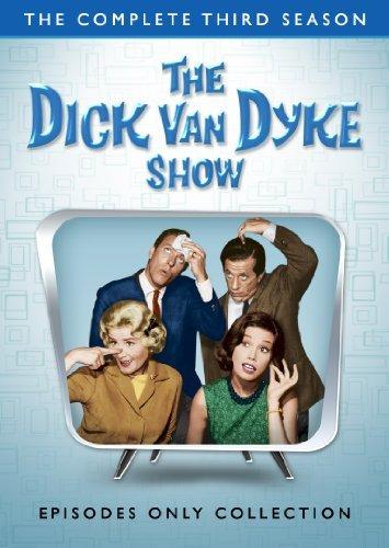 Dick Van Dyke Show: Complete Third Season (Episodes Only), The by Dick Van Dyke