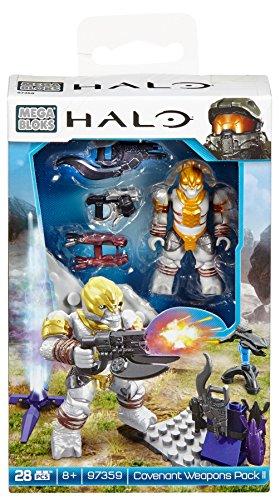 Mega Bloks Halo Covenant Weapons Pack II (Halo Mega Bloks Covenant Weapons Pack 2)