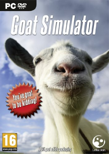 Goat Simulator (PC DVD) (UK Import)