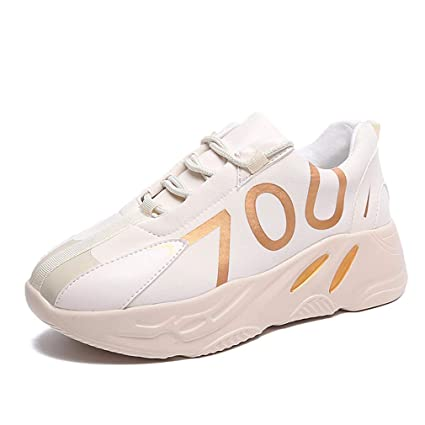 66c318aa6af87 Amazon.com : YXB Women's Sneakers Spring Fall Leisure Sports Shoes ...
