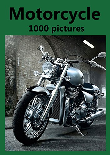 Motorcycle: pictures book