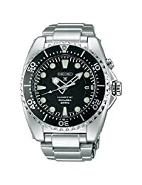 SEIKO PROSPEX Men's Watch Diver kinetic Self-winding (with manual winding) SBCZ025
