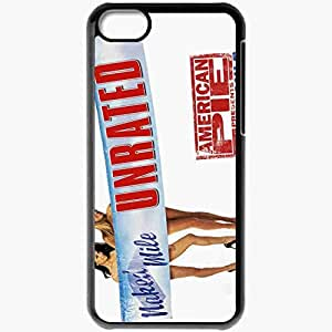 Personalized iPhone 5C Cell phone Case/Cover Skin A American Pie 9386 Black