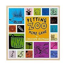 Petting Zoo Memo Game