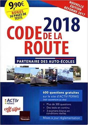 Code De La Route Amazon Co Uk Activ Permis 9782810007905