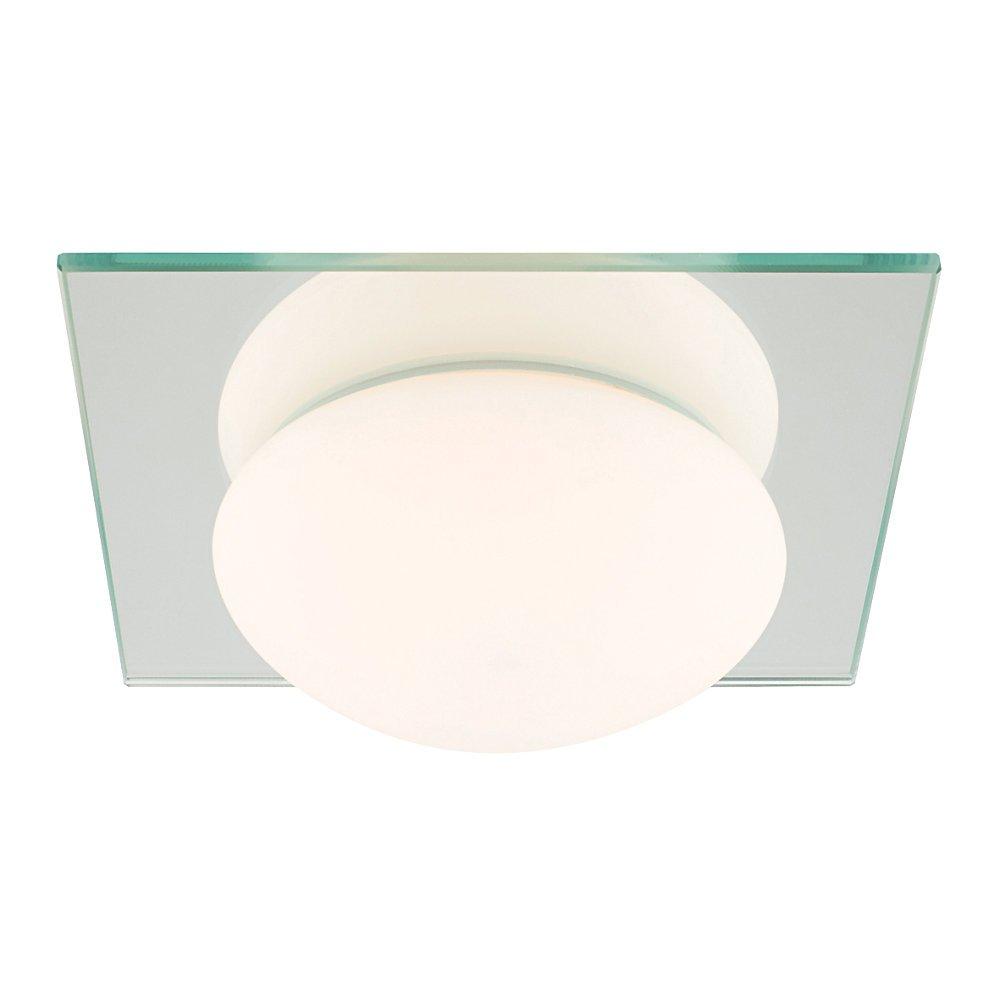 IMPERIA BATHROOM CEILING LIGHT WHITE G9 25W