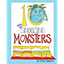 Ten Not so Snoozing Monsters: A Bedtime Counting Adventure