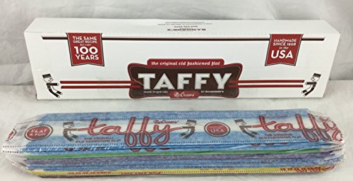McCraws Giant Taffy, 24 count (Giant Old Fashioned)