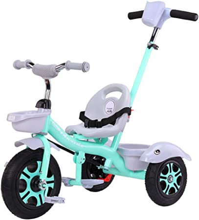 Tricycle bébé roue caoutchouc