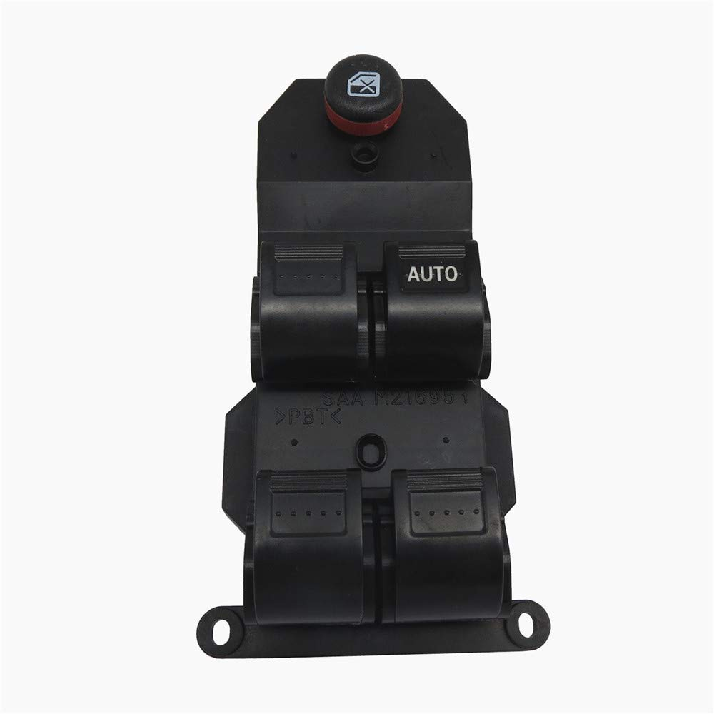 Malcayang 35750-SAE-P01 Right Hand Drive Master Window Lifter Switch for CR-V CRV 2002-2006