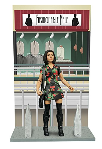 Diamond Select Toys Mallrats: Renee Select Action - Mall Lehigh