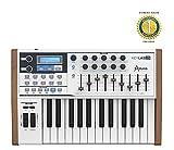 Arturia KeyLab 25 25-Key MIDI Controller with 1 Year Free Extended Warranty