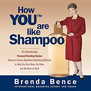 How YOU Are Like Shampoo Audiobook