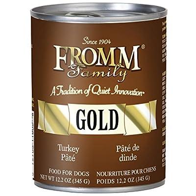 Fromm Gold Turkey P?t? 12/12.2 Oz