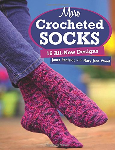 More Crocheted Socks All New Designs product image