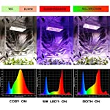 PARFACTWORKS 500W LED Grow Light White COB Full