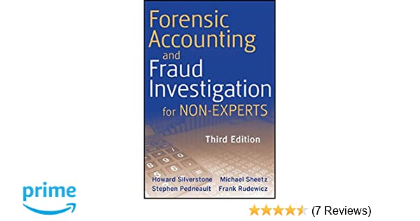 Forensic accounting and fraud investigation for non experts stephen forensic accounting and fraud investigation for non experts stephen pedneault frank rudewicz howard silverstone michael sheetz 9780470879597 solutioingenieria Image collections