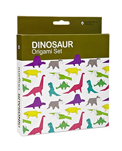 Npw Origami Set Dinosaur Amazon Toys Games