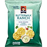 Quaker Rice Crisps, Buttermilk Ranch, 6.06 oz Bag (Packaging May Vary) For Sale