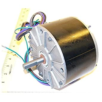 024 25100 000 york oem condenser fan motor 1 8 hp 230