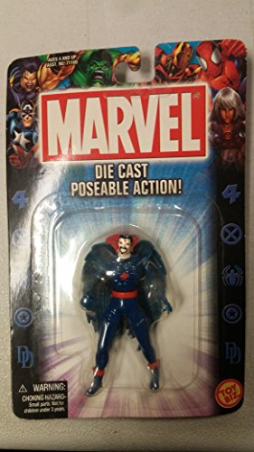 Mr. Sinister Marvel Die cast poseable (Poseable Diecast Toy)
