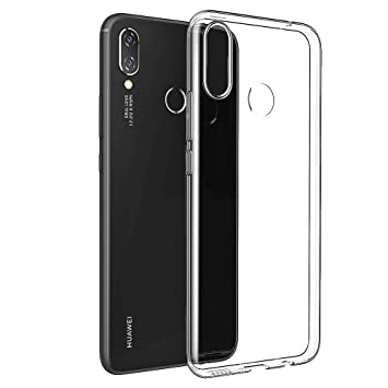 Fertuo Funda Huawei P Smart Plus, Ultra Fina Transparente ...