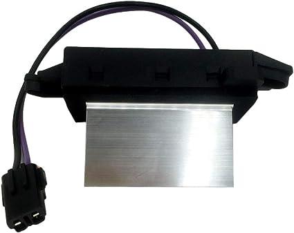 KKmoon 4P1516 BR532 Calentador Motor Resistencia del Soplador Aire ...