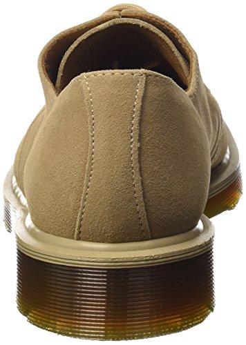 Dr. Martens 1461 Suede - Zapatos Unisex adulto Milkshake