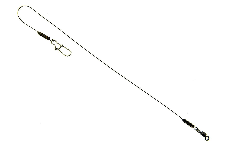 Daiwa Prorex 7x7 Stahlvorfach 5kg 2 St/ück 30cm