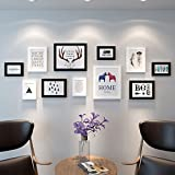 European - Style Photo Wall Frame Creative Living Room Picture Wall Combination Modern Minimalist Decoration ( Color : C )