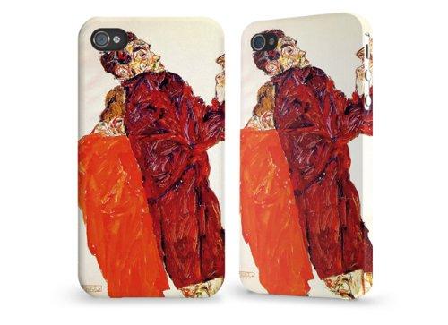 """Hülle / Case / Cover für iPhone 4 und 4s - """"Truth Unveiled"""" by Egon Schiele"""