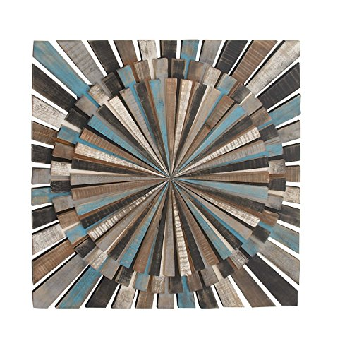 Deco 79 84309 Wooden Wall Decor, 36