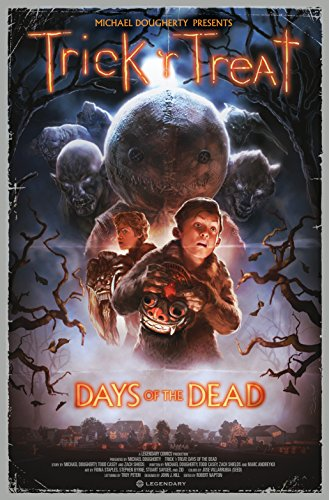 Trick 'r Treat: Days of the Dead by Legendary Comics