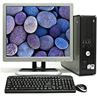 Dell Optiplex  Core 2 Duo 2.2GHz, New 3GB RAM, 160GB HDD, DVD, Windows 7 Home Premium 17 LCD(Brands may vary)-(Certified Reconditioned)