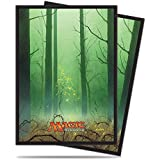 160 Forest Deck Protectors Sleeves MTG Unhinged Art Green [2-Pack Bundle] by Ultra Pro