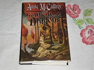 book cover of The Girl Who Heard Dragons