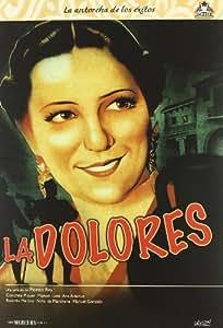 La Dolores (DVD-Libro)