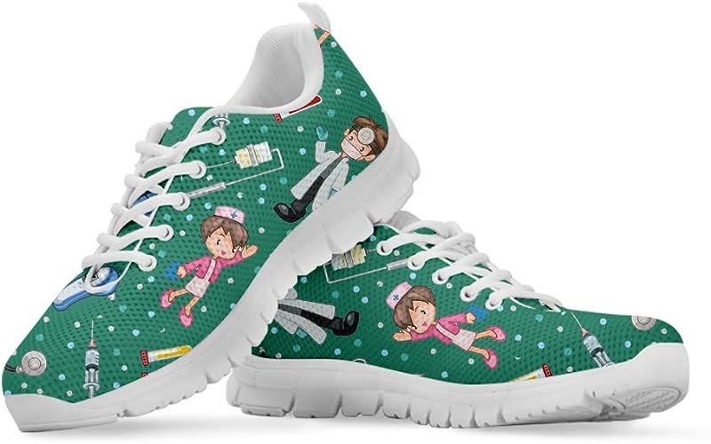 HUGS Chaussures de Marche en IDEA décontractées Maille LRj354qA