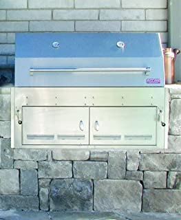 product image for Hasty-bake The Hastings Charcoal Grill On Cart