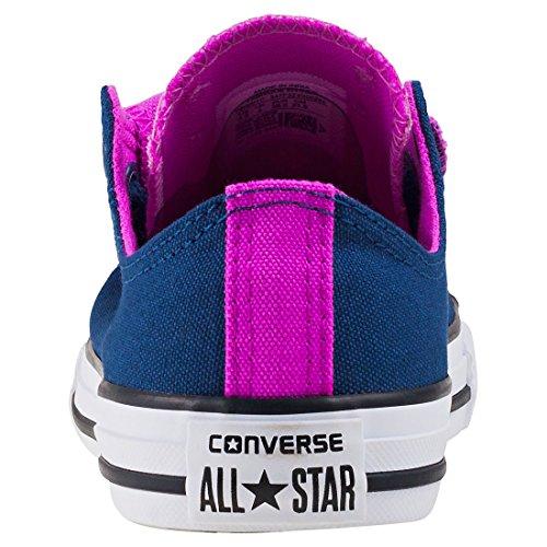 Converse Ctas Double Tongue Ox Enfant Baskets