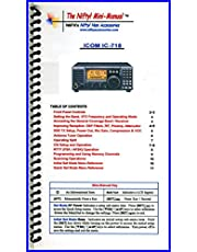 Icom IC-718 Mini-Manual by Nifty Accessories