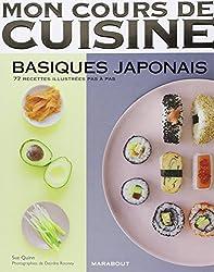 MON COURS DE CUSINE JAPON