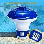 DeeCozy-Distributore-di-Piscine-Dispenser-di-Cloro-Galleggiante-di-Alta-qualita-Dispenser-di-Piscine-per-Diffusione-Efficace-per-Interni-ed-Esterni