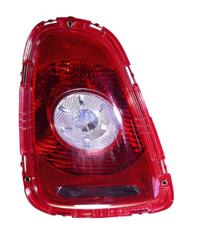 Depo 882-1908L-AQ Mini Cooper Driver Side Replacement Taillight Assembly