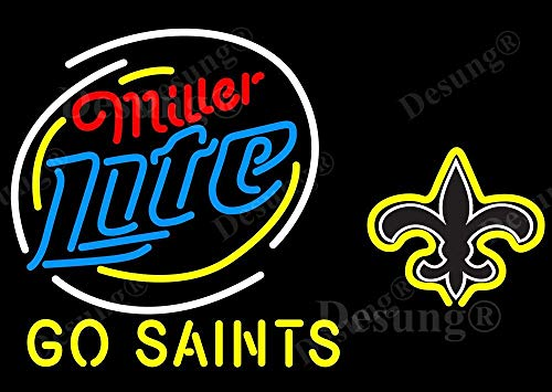 New Orleans Saints Neon Light Price Compare