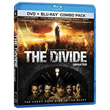 The Divide (Blu-ray + DVD) (2012)