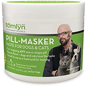 Tomlyn Pill-Masker Original Dogs & Cats Bacon Flavor – 4oz